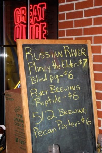 Falling Rock Tap House Specials